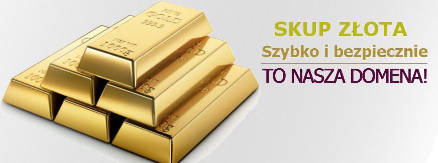 Oferujemy atrakcyjne ceny skupu złota